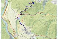 Monte di Rivo e Campanili del Lander