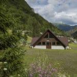 Centro Visite Laghetti a Timau - esterno